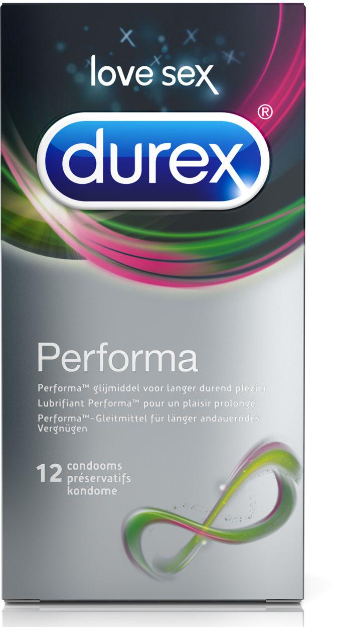 Durex Performa 12 pack