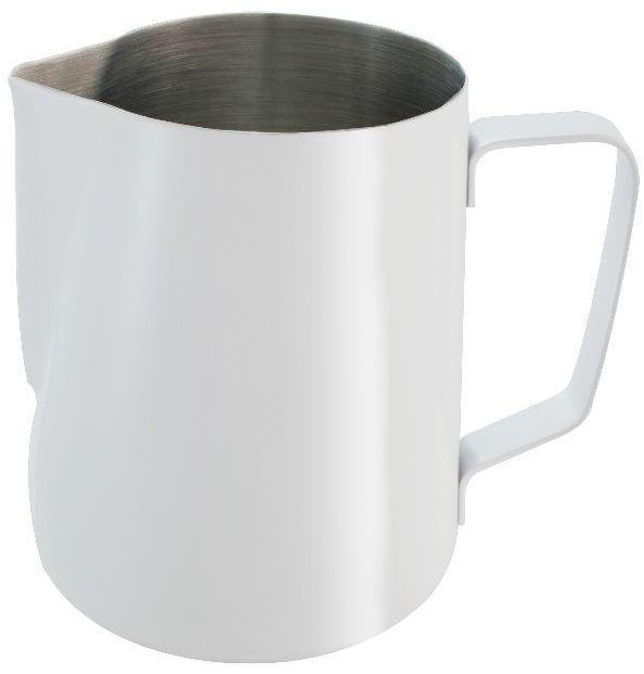 Dzbanek biały do mleka