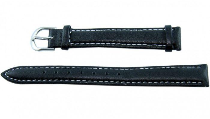Pasek BISSET BS203 12mm czarny