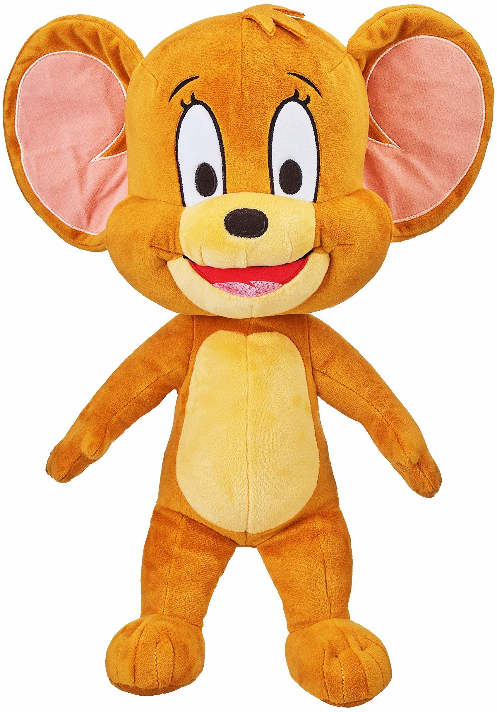 Tom & Jerry 14456 40 cm Jumbo Plush: Jerry