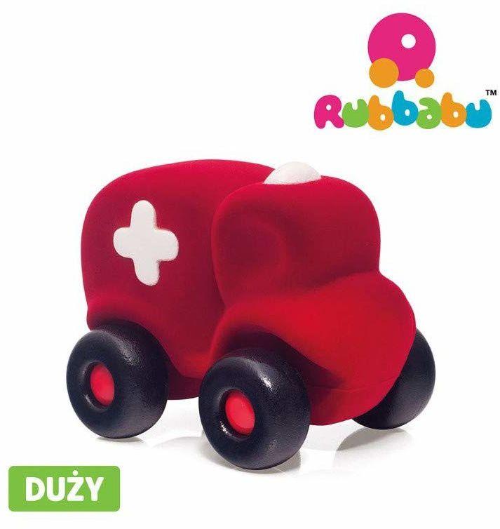 Rubbabu R20001 wózek medyczny czerwony