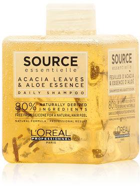 Loreal Source Essentielle Aloe Essence Daily Szampon do włosów cienkich i normalnych 300 ml