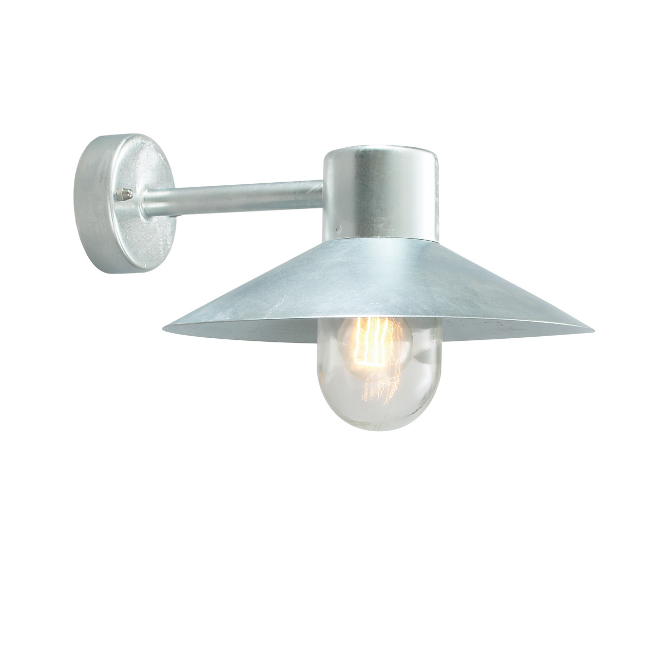 Lampa ścienna LUND 290GA -Norlys  SPRAWDŹ RABATY  5-10-15-20 % w koszyku