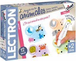 Diset - Lectron Baby Tiere - gra edukacyjna od 2 lat