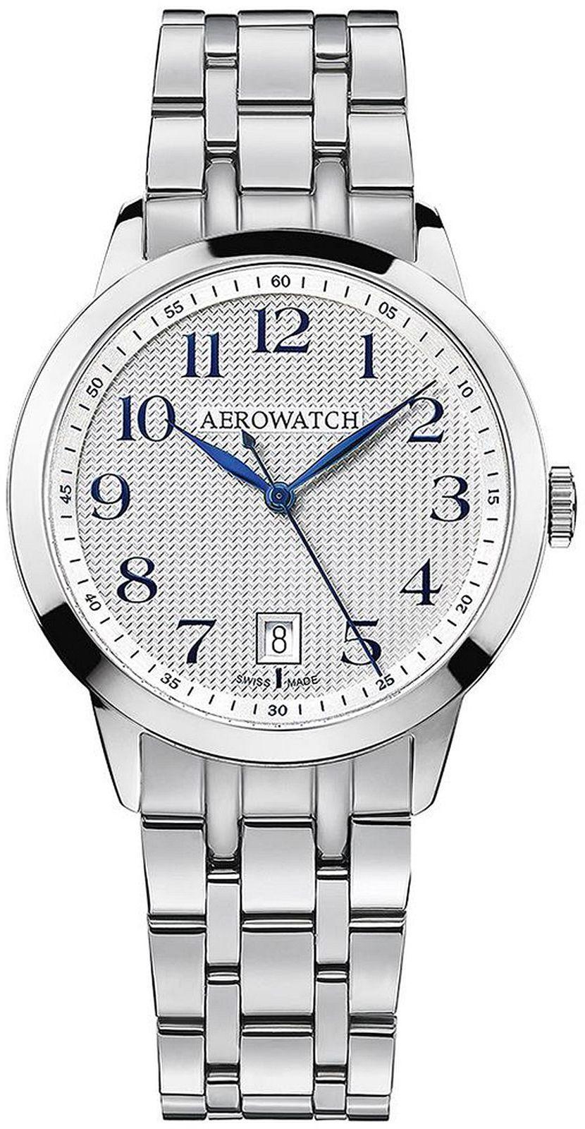 Aerowatch 42972-AA11-M > Wysyłka tego samego dnia Grawer 0zł Darmowa dostawa Kurierem/Inpost Darmowy zwrot przez 100 DNI