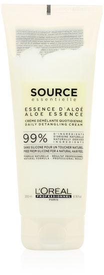 Loreal Source Essentielle Aloe Essence Daily Detangling Cream Odżywka ułatwiająca rozczesywanie 200 ml