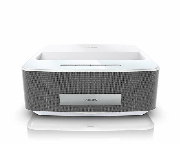 Projektor LED Philips HDP1550/EU + UCHWYTorazKABEL HDMI GRATIS !!! MOŻLIWOŚĆ NEGOCJACJI  Odbiór Salon WA-WA lub Kurier 24H. Zadzwoń i Zamów: 888-111-321 !!!