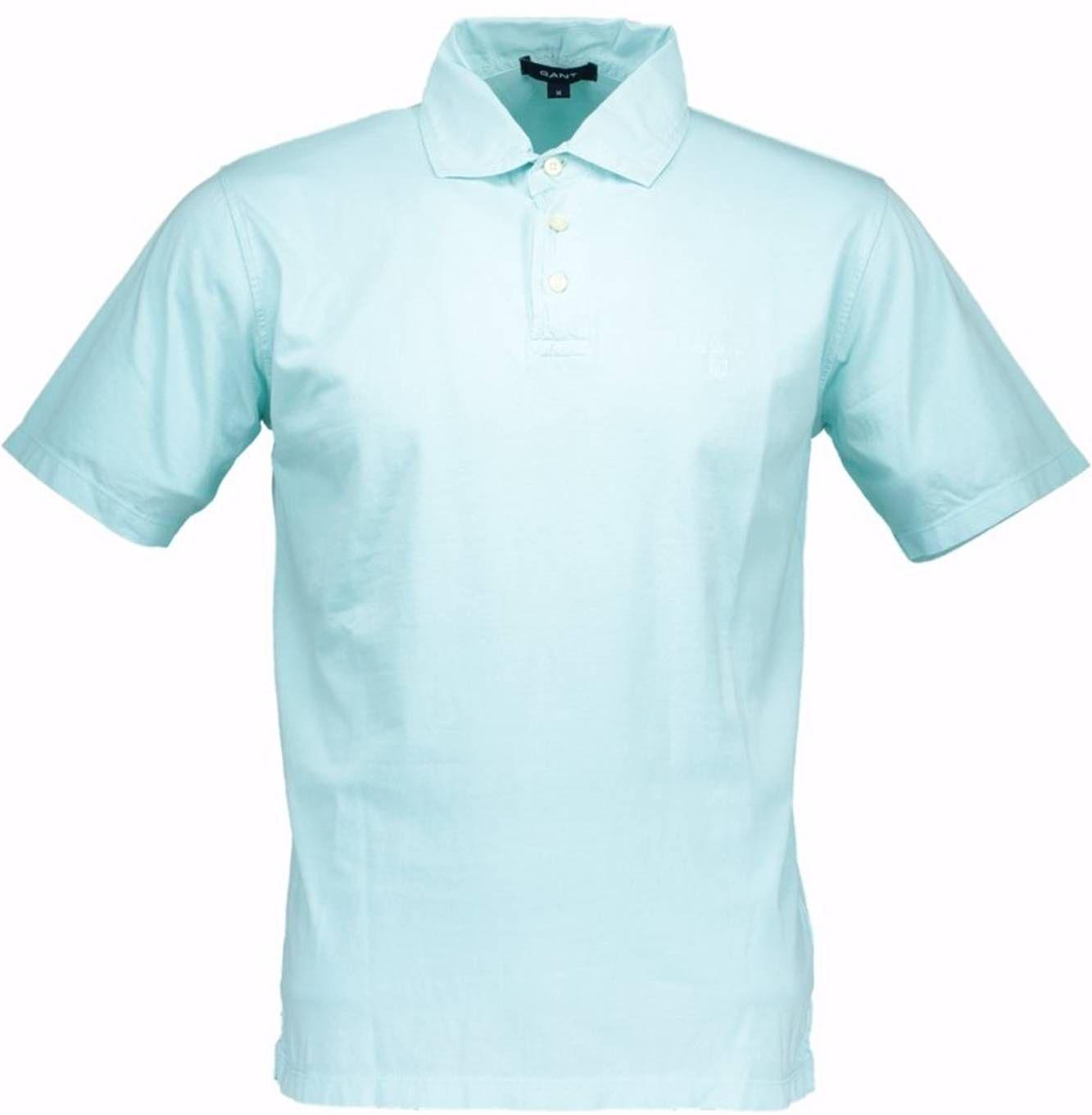 Koszulka polo GANT Krótkie rękawy