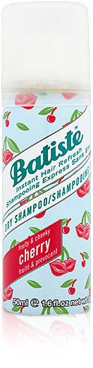 Batiste Cherry Suchy szampon o zapachu wiśniowym 50 ml