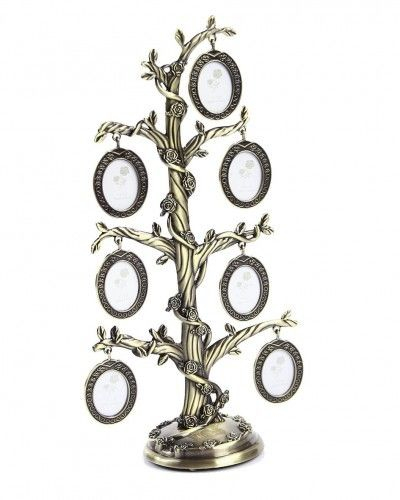 Drzewo genealogiczne złote FT04