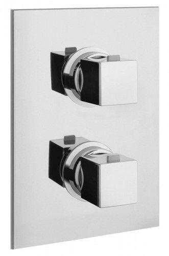 Podtynkowa termostyczna z przełącznikiem 2drożna UNA