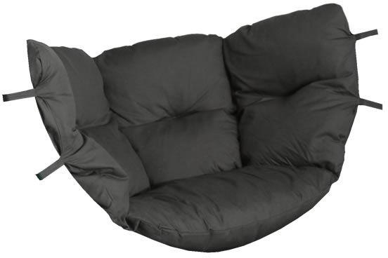 Poducha hamakowa duża, grafitowy Poducha Swing Chair Single (3)