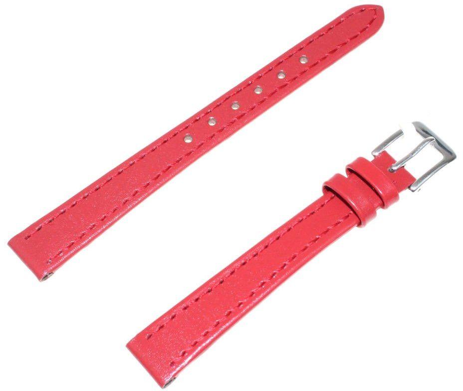 Skórzany pasek do zegarka 12 mm JVD R18207-12