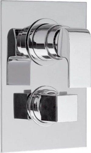 Podtynkowa termostyczna z przełącznikiem 3 wyjścia UNA