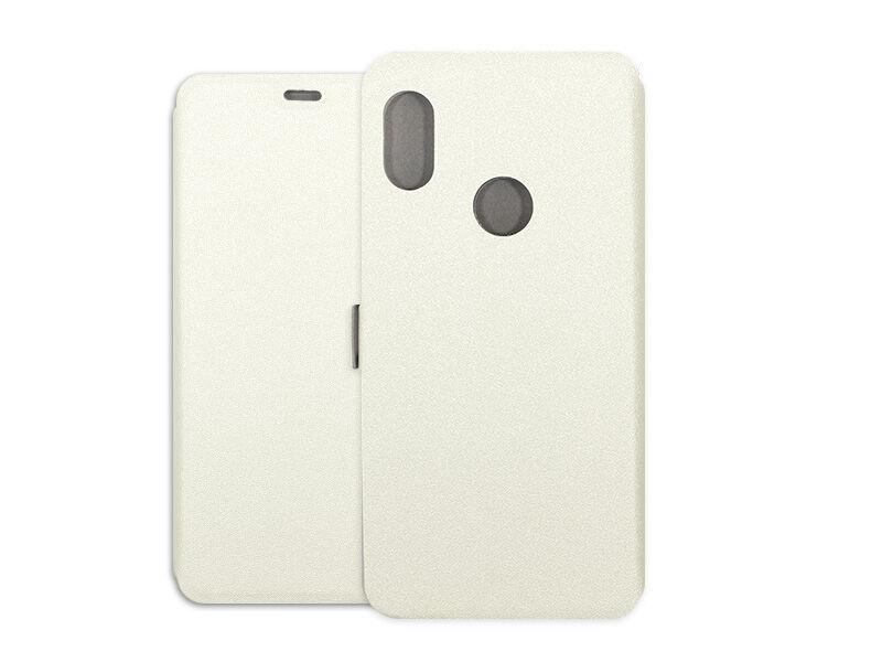 Xiaomi Redmi Note 5 - etui na telefon Wallet Book - biały