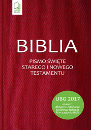 Biblia. Pismo Święte Starego i Nowego Testamentu (UBG) - Ebook.