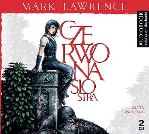 Czerwona Siostra Mark Lawrence Audiobook mp3 CD