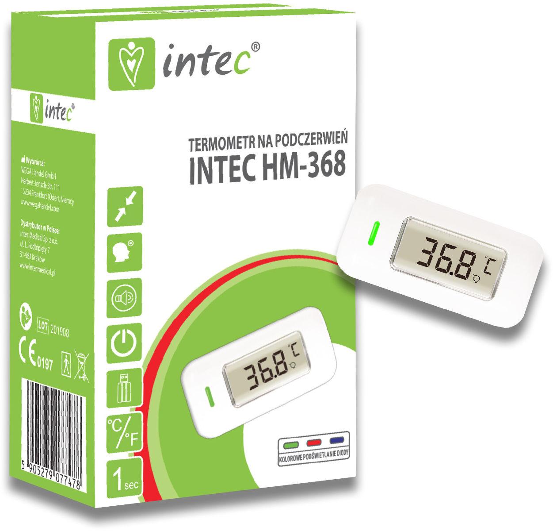 Termometr na podczerwień Intec HM-368