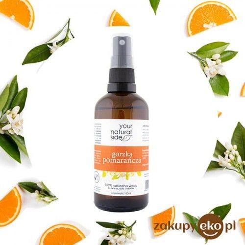 Woda Pomarańczowa z Kwiatów Gorzkiej Pomarańczy 100 ml spray