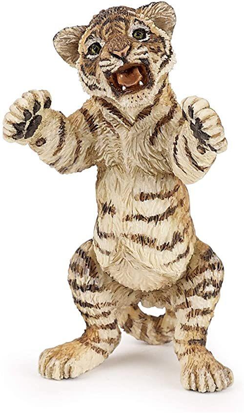 Papo 50269 stojący tygrys młode