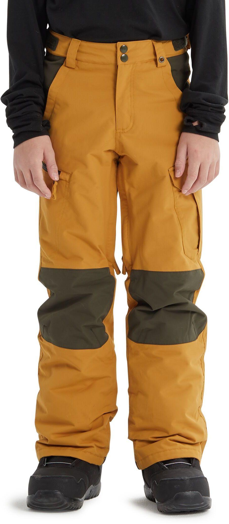 zimowe spodnie dziecięce BURTON BOYS EXILE CARGO PT Wood Thrush