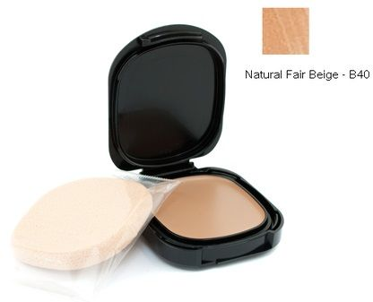 Shiseido Advanced Hydro-Liquid Compact (Refill) Flawles, Radiant Coverage Foundation B40 Natural Fair Beige podkład w kompakcie (wkład) - 12g Do każdego zamówienia upominek gratis.