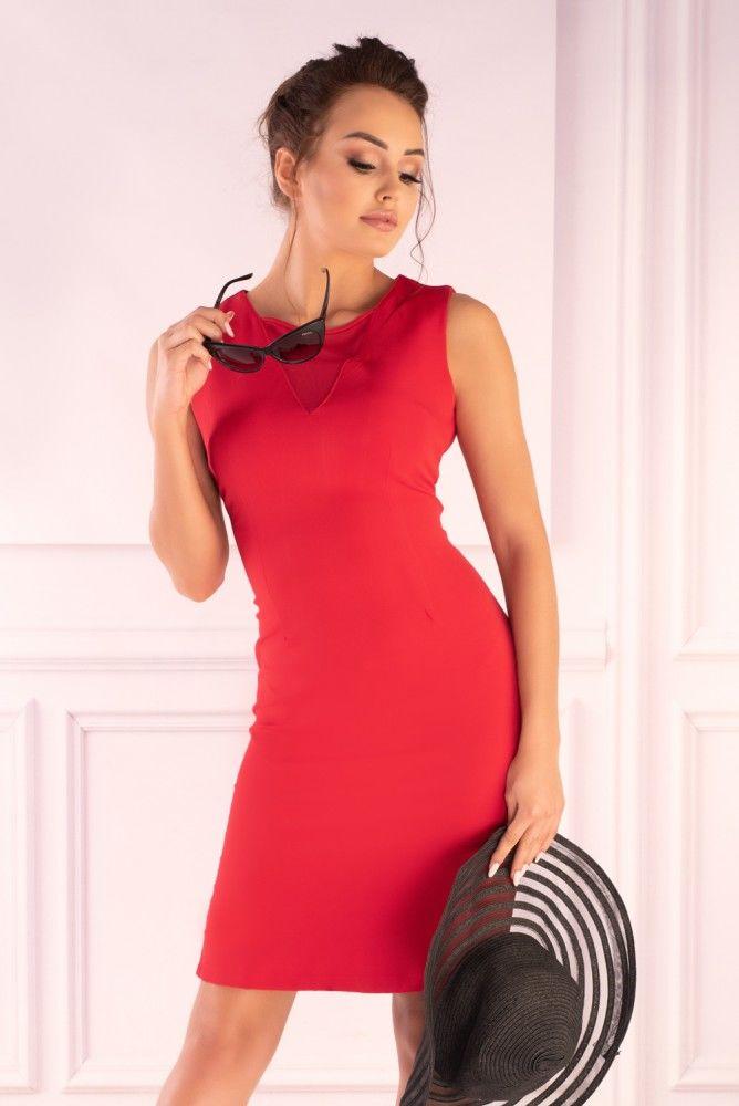 Anamika Red sukienka