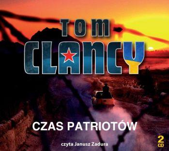 Czas patriotów Tom Clancy Audiobook mp3 CD