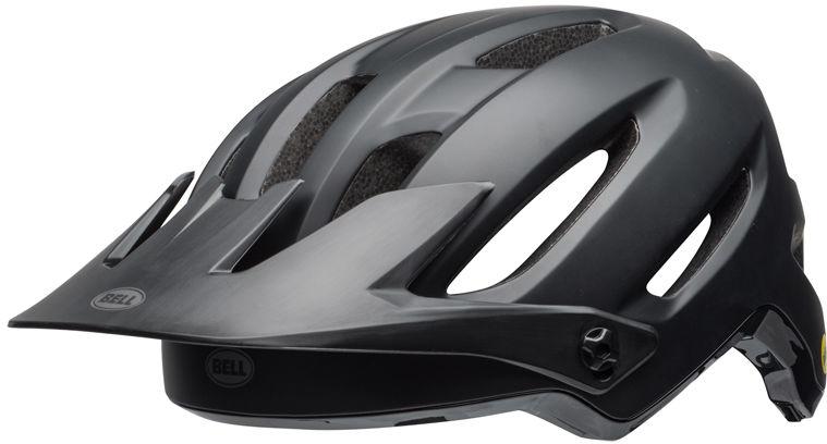 BELL MTB 4FORTY MIPS BEL-7088202 kask rowerowy matte gloss black Rozmiar: 55-59,BELL 4FORTY MIPS BEL-7088202 matte gloss black