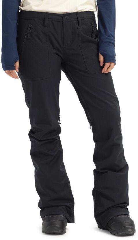 zimowe spodnie damskie BURTON VIDA PT True Black