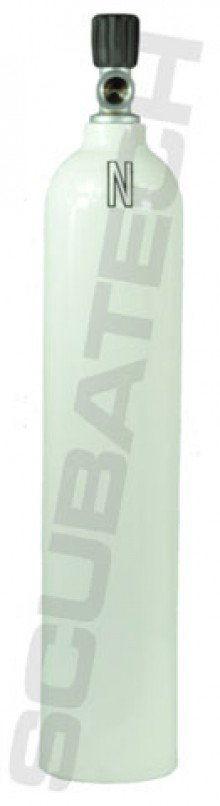 Butla aluminiowa 3L LUXFER, z poj. zaworem