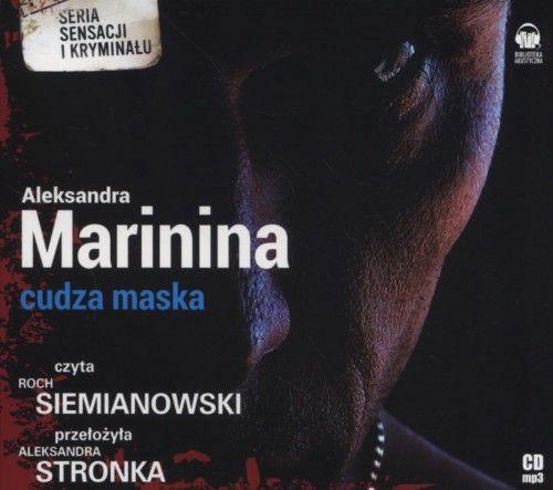 Cudza maska Aleksandra Marinina Audiobook mp3 CD
