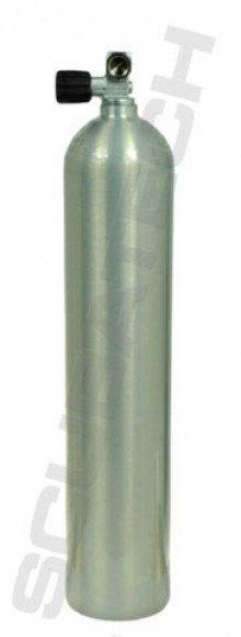 Butla aluminiowa 5,7L LUXFER (S040), z poj. zaworem