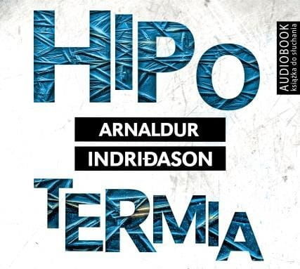 Hipotermia Arnaldur Indridason Audiobook mp3 CD