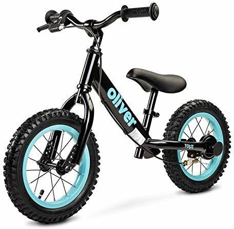 TOYZ TOYZ-0130 rowerek biegowy, czarny