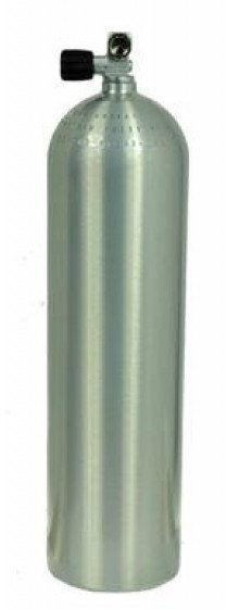 Butla aluminiowa 11,1L LUXFER (S080), z poj. zaworem