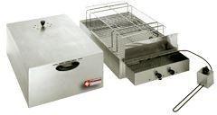 Elektryczna wędzarnia, 2 poziomy (400x600 mm + 340x545mm)