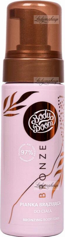 BodyBoom - BRONZE - BRONZING BODY FOAM - Pianka brązująca do ciała - 150 ml