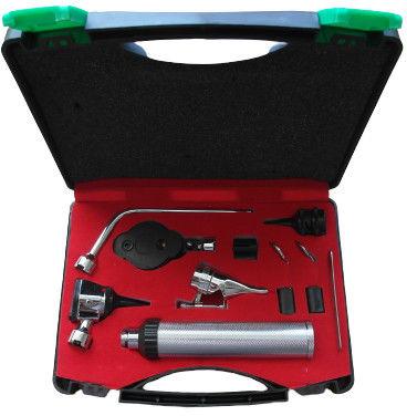 Zestaw diagnostyczny (otoskop + oftalmoskop + akcesoria)