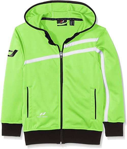 Pro Touch Dziecięca kurtka z kapturem, Green Lime, 152