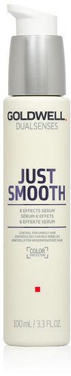 Goldwell Dualsenses Just Smooth 6 Effects Serum Serum  6 efektów do włosów puszących się 100 ml