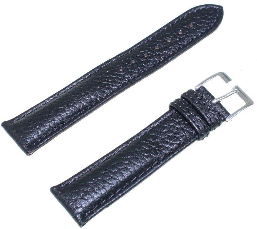 Skórzany pasek do zegarka 20 mm JVD R20901-20