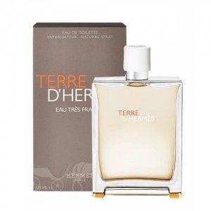 Hermes Terre D Hermes Eau Tres Fraiche - męska EDT 125 ml