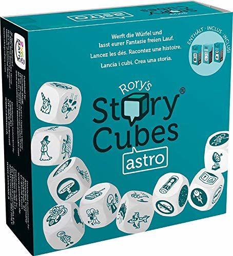 Rory''s Story Cubes Astro kostka historyczna