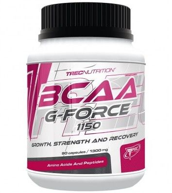TREC BCAA G-Force - 90caps