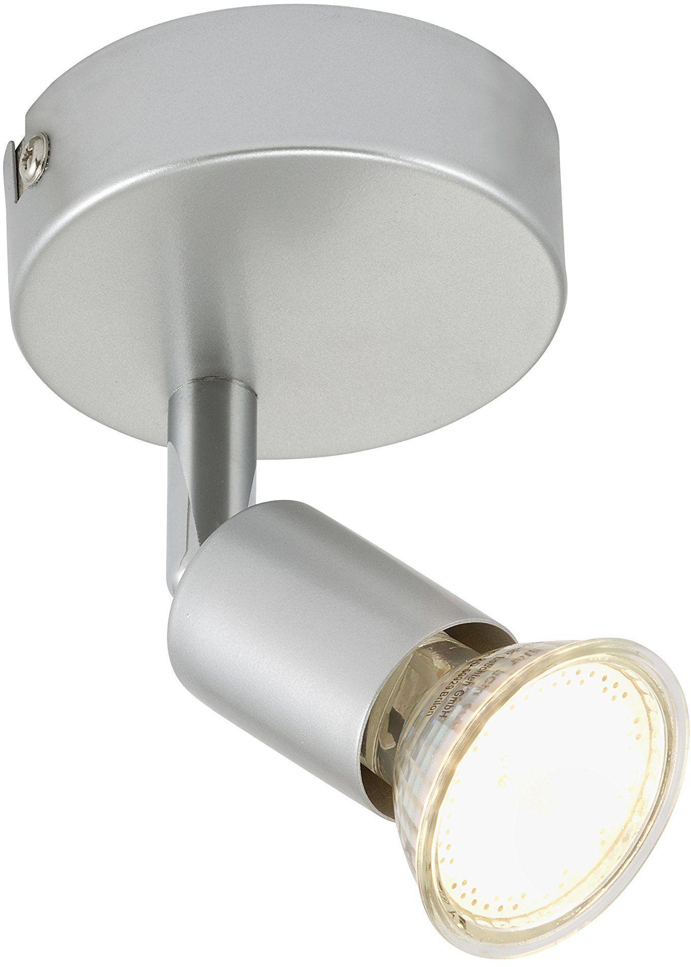 Briloner Leuchten Lampa sufitowa, reflektor ścienny, lampa LED, lampa sufitowa, reflektor LED, lampa do salonu, lampa sufitowa, lampa sufitowa, lampa ścienna, wychylna