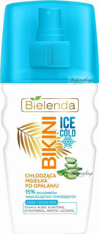 Bielenda - BIKINI - ICE COLD - Chłodząca mgiełka po opalaniu z aloesem - 150 ml