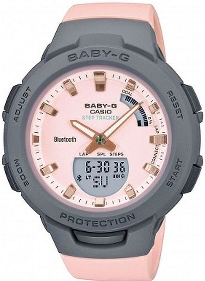 Zegarek Casio BABY-G Athleisure