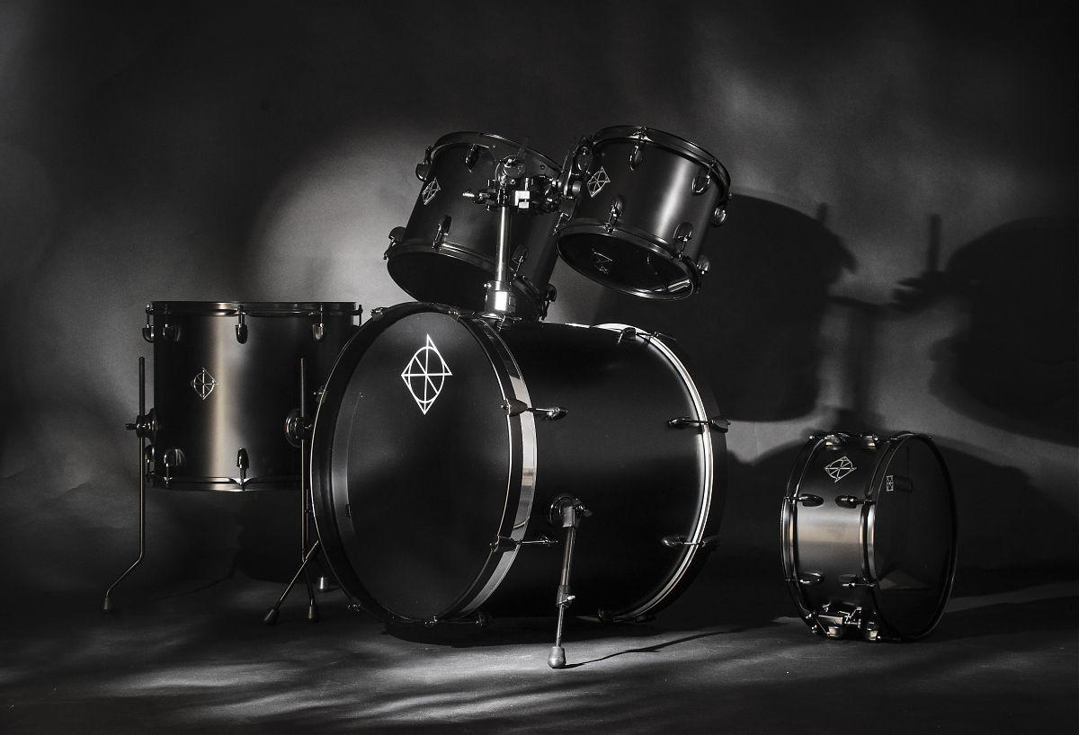 DIXON PODFL 522 (BB) zestaw perkusyjny bez hardware''u