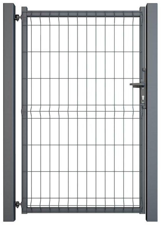 Furtka panelowa prawa 100 x 153 cm VERA WIŚNIOWSKI